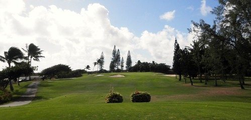 Hawaii Kai Golf Course 108b