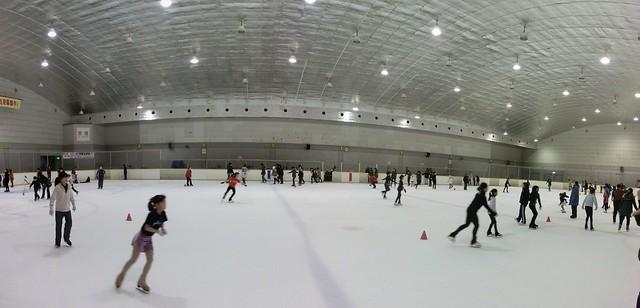 東大和スケートセンター