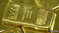 Fake Gold ingots found in Paris