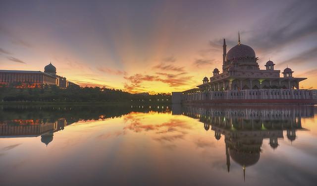 Putrajaya, Malaysia.
