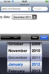 "input type=""month"""