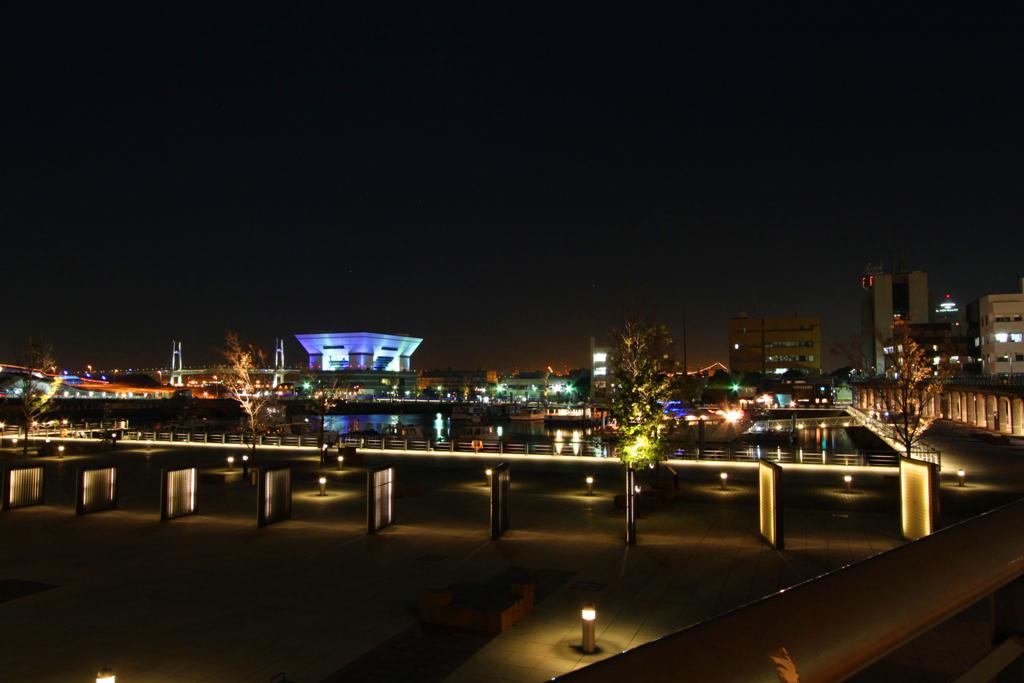 Yokohama Night Photo (9)