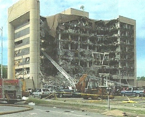 Katherine Jane Bryant OKLAHOMA CITY BOMBING  (April 19, 1995)