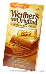 Werther's Original Caramel Chocolates - Toffee Crisp