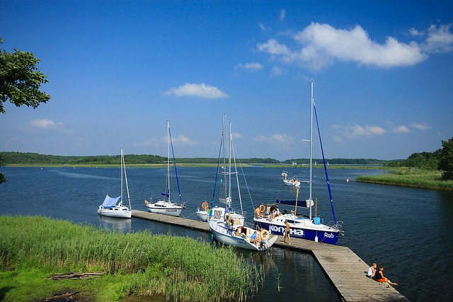 Perfect Month To Visit Amazing Place Called Mazury Lake District
