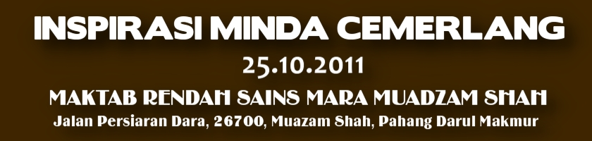 20111025_SSC-MRSMMuadzamShah-IMCTAJUK