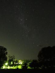Stars over linux.conf.au 2012