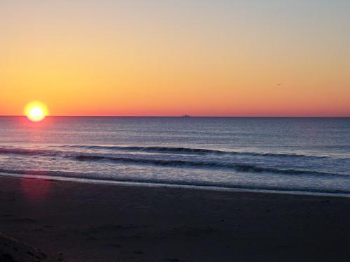 sunrise fishing intercoastalwaterway camplejeune reddrum northtopsailbeach onslowbeach newriverinlet