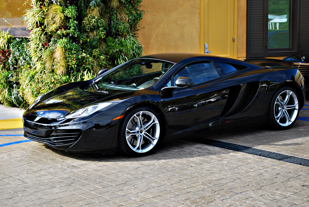 black mclaren mp4 12c spotted black mclaren mp4 12c spotte flickr photo sharing. Black Bedroom Furniture Sets. Home Design Ideas