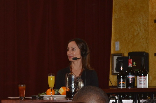 Carmines' Beverage Director Erin Ward