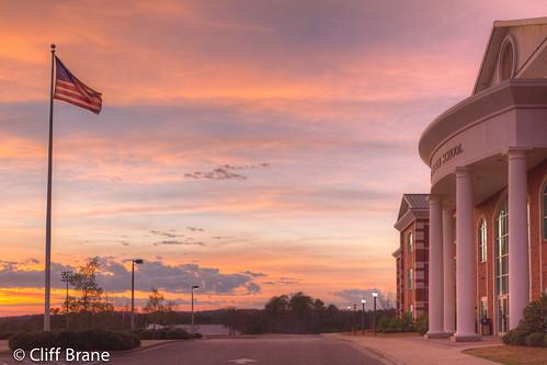 sunset hoover spainpark