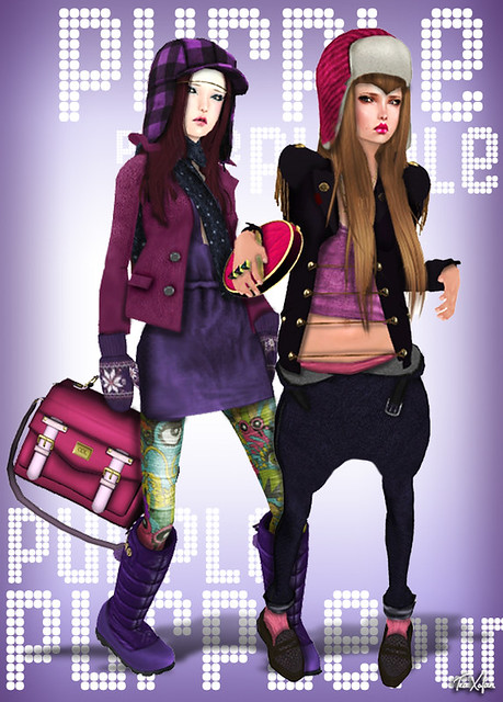#Purple-<br />COLORSTYLE#08