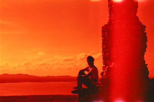 selfportrait film canon landscape colombia grain redscale canoneosrebelti laguajira pilondeazucar