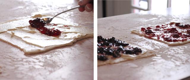 berry danish minis - step 2