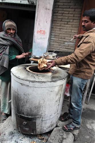 Ashok & Ashok's streetside tandoor