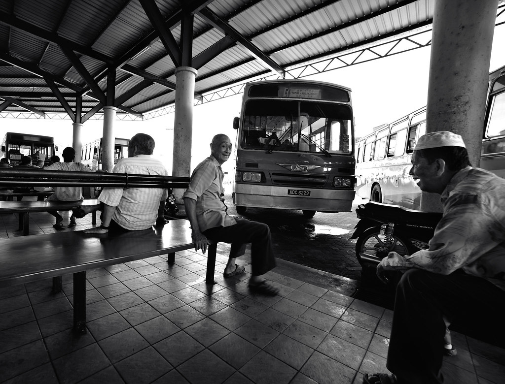 Stesen Bas Taiping.