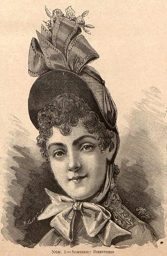 013- La Última moda-revista ilustrada hispano-americana, del 14 de mayo de 1888-© MemoriadeMadrid