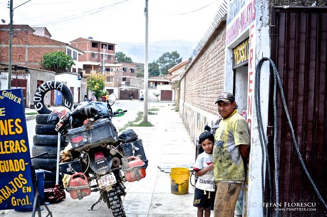 KLR 650 Trip Bolivia 149