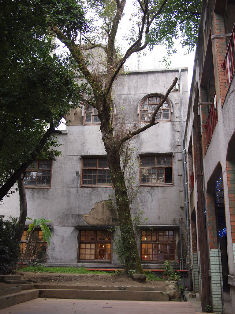 華山文創, Hua Shan Creative Center