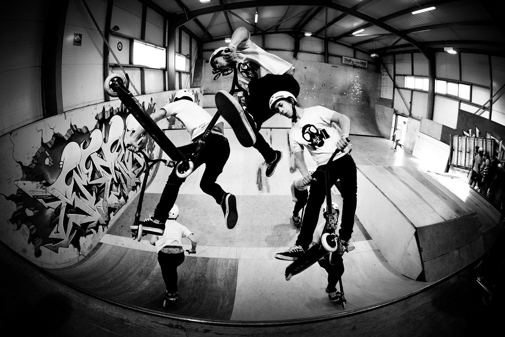 Billy Atkins - Tail Whip
