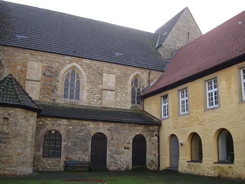 Kreuzgang Gertrudenbergkirche