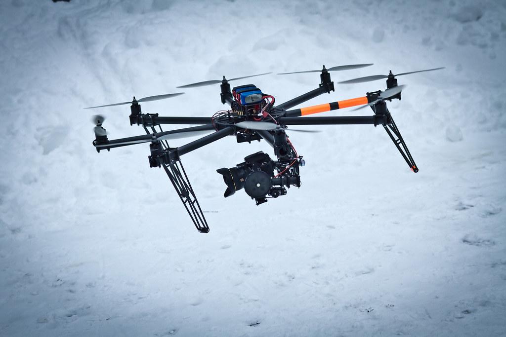 Drones?!