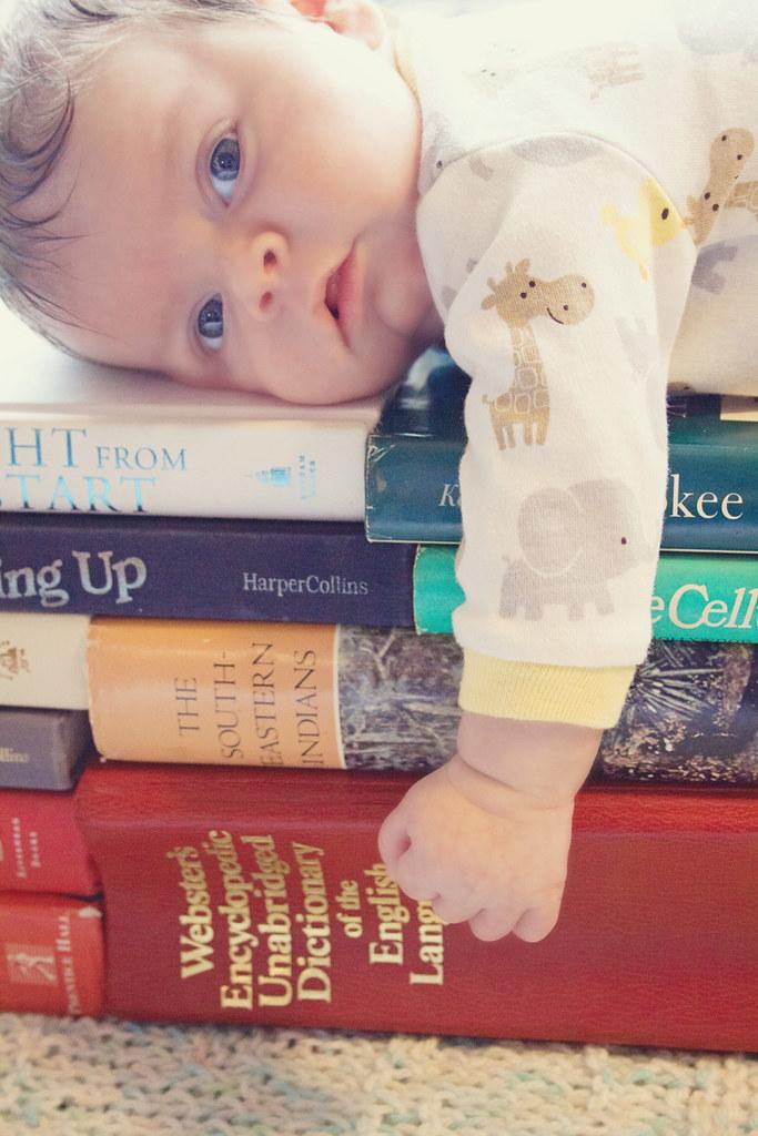 baby Liam books