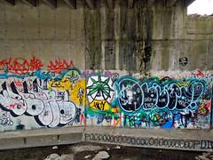 CoMO Graffiti