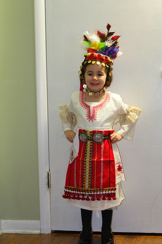 Homemade Bulgarian Costume27