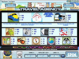 Baby Boomers Cash Cruise Slots Payout