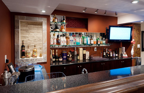 Bar/Kitchen Finished Basement
