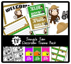 Classroom Themes: Jungle Jam