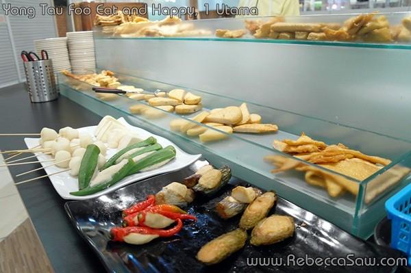 yong tau foo eat and happy, 1 Utama-2