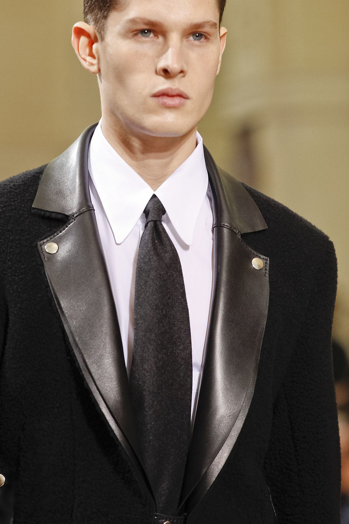 FW12 Paris Yves Saint Laurent054_Diogo Wenzel(VOGUE)