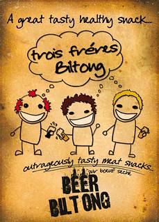 Beer Biltong