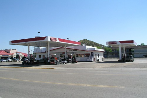 Conoco Quick Stop, Miles City