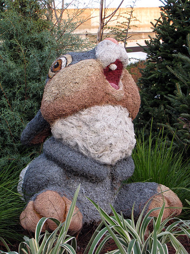 Thumper Topiary