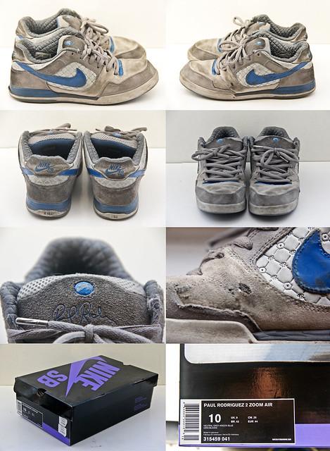 Nike P Rod Skate Shoes