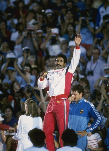 OLYMPIC GAMES DALEY THOMPSON