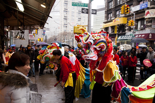 Chinese New Year - Chinatown, NYC