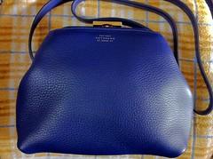 Smythson Agatha Sling Bag