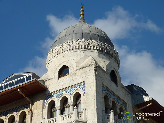 Istanbul Rooftop - Turkey