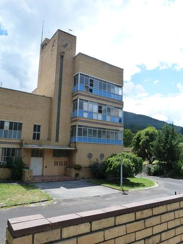 former Sanitarium Factory, Warburton