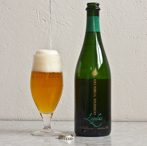 Review: Microbrasserie Charlevoix Dominus Vobiscum Lupulus by Cody La Bière