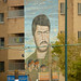 Martyr Street Mural - Hamadan, Iran