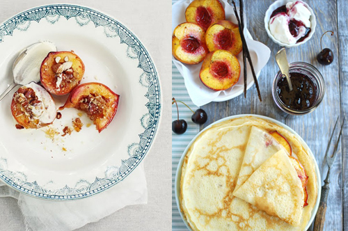13 Ways with Peaches!