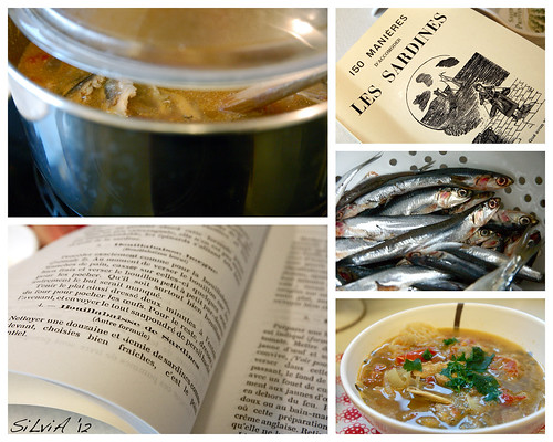 bouillabaisse de 'Sardines'