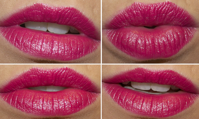 fashionistA lipstick raspberry