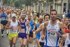 modern pentathlon, marathon, athletics, individual sports, sports, running, outdoor recreation, half marathon, duathlon, cross country running, person,