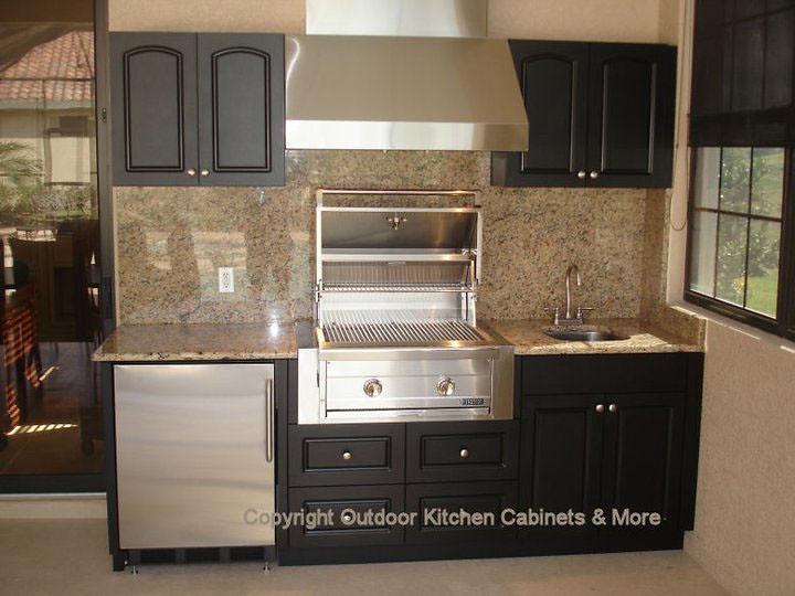 Outdoor Kitchens Cabinets Designs Install Sarasota Bradent